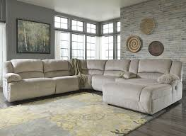 living room s sectional sofa with chaise brown microfiber pc