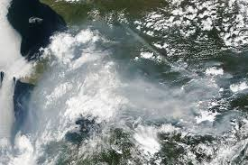 Alaska Wildfire Climate Change by Smoke And Fire In Alaska Natural Hazards