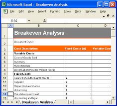 Free Excel Business Plan Template Business Plan Template Writing Tips