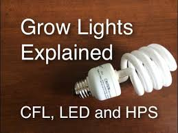 grow lights explained cfl led and hps easy and cheap to efficient