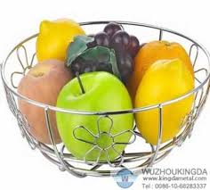 metal fruit basket metal fruit baskets fruit basket wuzhou kingda wire cloth co ltd