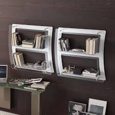 Librerie Bifacciali Ikea by Libreria Da Parete In Plexiglass Eris Arredaclick