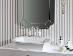 High End Bathroom Furniture by Daphne D15 High End Bathroom Vanity In White Lacquer Wood