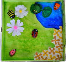 Garden Crafts Ideas - the 25 best rock animals ideas on pinterest painted garden