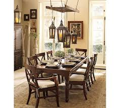 Pottery Barn Lantern Chandelier How To Turn An Ladder Into A Cool Patio Chandelier With