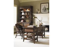 Dining Room Desk by Sligh Bal Harbour 293sa Malibu Writing Desk With Leather Bound
