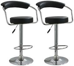 amazon com amerihome bs1060bset adjustable height bar stool set
