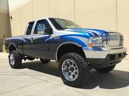 2001 ford diesel trucks for sale