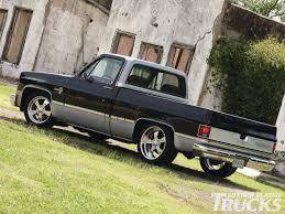 Classic Chevy Trucks Lifted - 1984 chevrolet silverado rod network