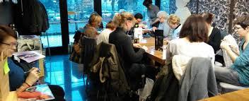 si e relax reggio emilia il bar dove si lavora a maglia relax e socialità