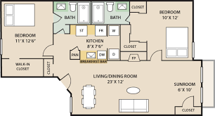 side split floor plans apartments for rent altamonte springs fl timberlake apartments