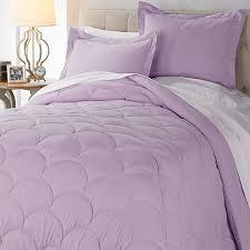 Down Alternative Comforter Sets Concierge Collection Scalloped Design Down Alternative Comforter
