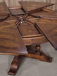 Best Antique Dining Tables Ideas On Pinterest Antique - Antique round kitchen table