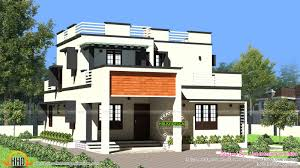 modern home design design facilities in this house modern flat roof house kerala home design