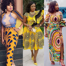 Design Styles 2017 The Hottest 2017 Ankara Styles You Should Try Now Wedding Digest