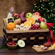 christmas fruit baskets christmas fruit baskets gifts the fruit company
