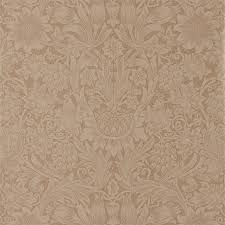 William Morris Wallpaper by William Morris And Co Pure Sunflower Wallpaper 216046