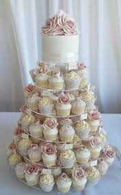 cupcake wedding cake pretty cupcake tower search book party