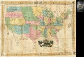 Old World Map Poster by United States Old Maps Zoom Maps