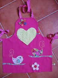 tablier cuisine fille tablier de cuisine fille tabliers patchwork