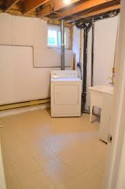 Vinyl Floor Basement Laundry Room Mesmerizing Rubber Laundry Flooring X Porcelain