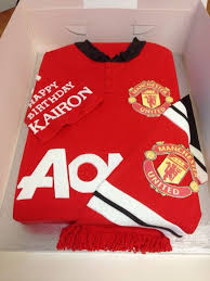 25 best mufc cakes images on pinterest manchester united cake