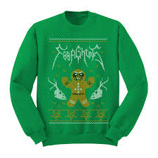foo fighters go far with emperor inspired sweaters
