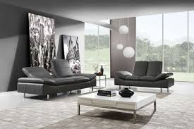 Leather Livingroom Sets York Grain Leather Sofa Sets Grey Living Room Sofa Sets