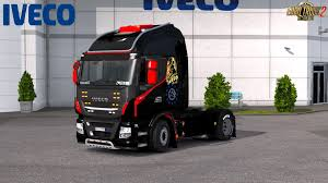 skin pack new year 2017 for iveco hiway and volvo 2012 2013 iveco hi way tuning v1 5 by karen grigoryan 1 28 x download