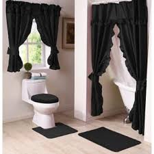 Blue And Brown Bathroom Sets Blue Bathroom Accessory Sets For Less Overstock Com