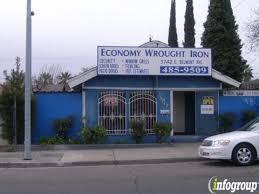 economy wrought iron in fresno ca 93702 citysearch
