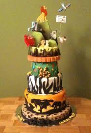 lion cake topper the lion king cake topper adianezh on artfire