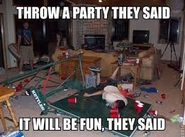 Party Memes - 39 hilarious party meme joke gif pics images picsmine