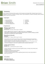 Example Format Of Resume by Download Format Of A Resume Haadyaooverbayresort Com