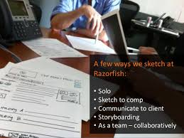 collaborative sketching for ux