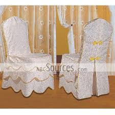 white chair covers wholesale wholesale white and lace with yellow embroidery decorative meeting