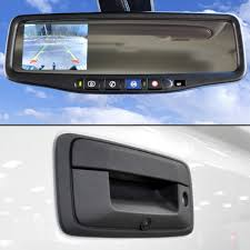 gm rear view camera kits u0026 back up systems for your car and truck
