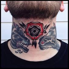 69 innovative neck tattoos for men