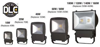 Outdoor Led Flood Lighting - commercial outdoor led flood light fixtures home lighting insight
