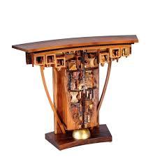 Unique Hallway Tables Unique Mix Wood Console Table Entryway Table Hallway Tablepo For