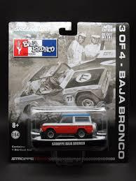 baja bronco diecast hobbist greenlight collectibles limited edition bronco set