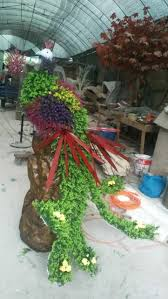 Topiary Frames Wholesale Wholesale New Style Artificial Grass Animals Customized Size
