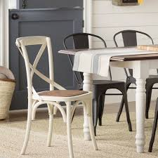 Dining Chair And Table Country Cottage Dining Chairs You Ll Wayfair