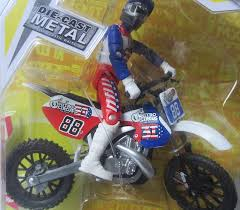 motocross movie cast amazon com mxs motocross sfx series 1 bike and rider special