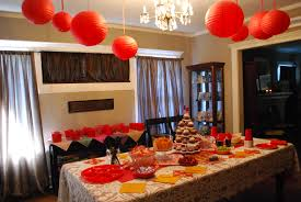Room Decoration For New Year Party by Chinese Decorations For Your House