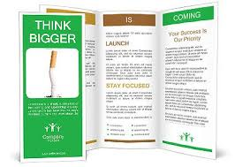 20 best quit smoking images on pinterest anti smoking brochure