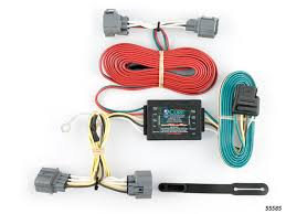 honda ridgeline 2006 2014 wiring kit harness curt mfg 55585