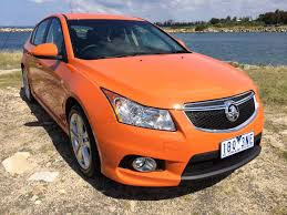 holden cruze sri z series review