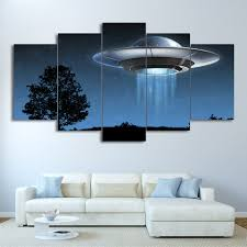 China Home Decor by Online Buy Wholesale Ufo Painting From China Ufo Painting