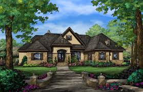 french european house plans old world romantic house plans